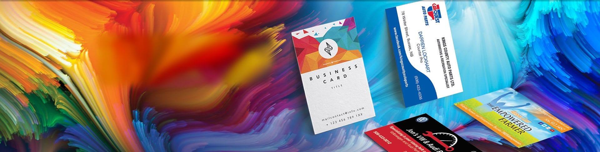business-card-printing-services | Rainbow Printing